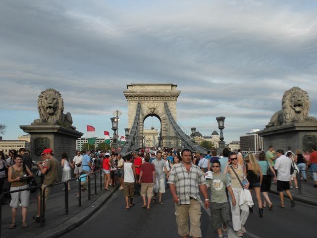 2010年8月20日 くさり橋