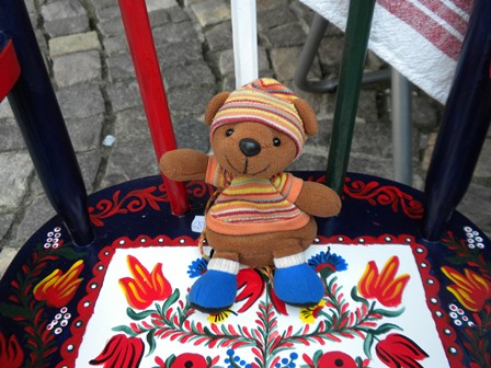 2010年8月20日工芸祭り 椅子