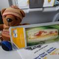 機内食 軽食