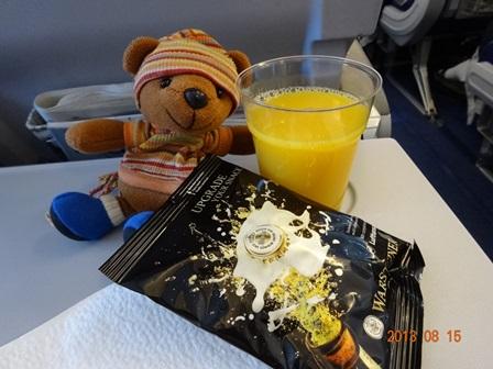 機内食 スナック