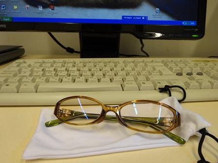 PC用メガネ