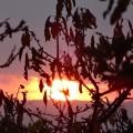 チュムルの日没