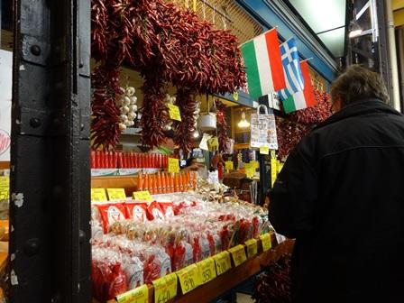 中央市場 パプリカ