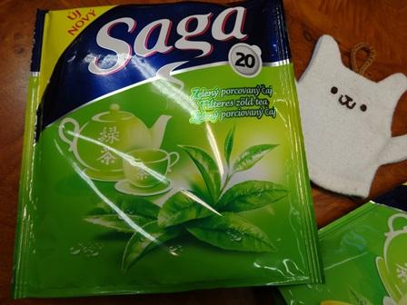 緑茶 ストレート