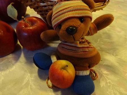 小さいリンゴ