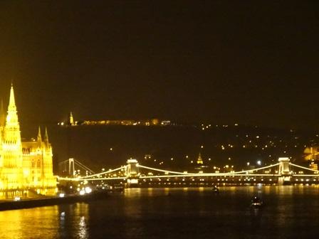 11月30日 くさり橋夜景2