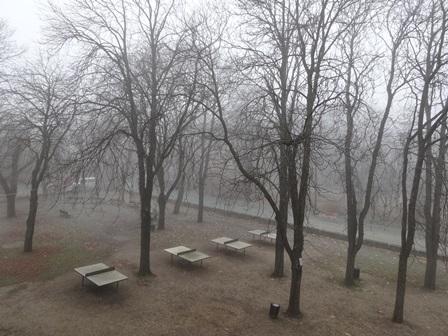 霧の校庭2