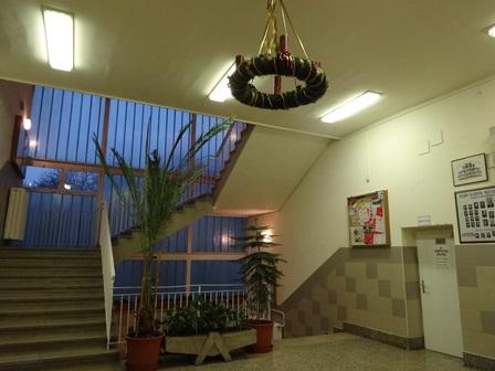 フニャ高 玄関
