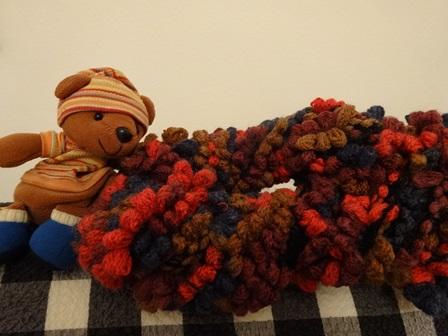 モクモク毛糸