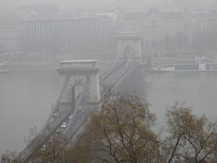 1月3日 くさり橋