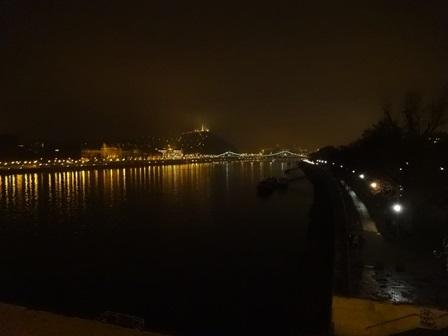 2月8日 ドナウ川 調整後