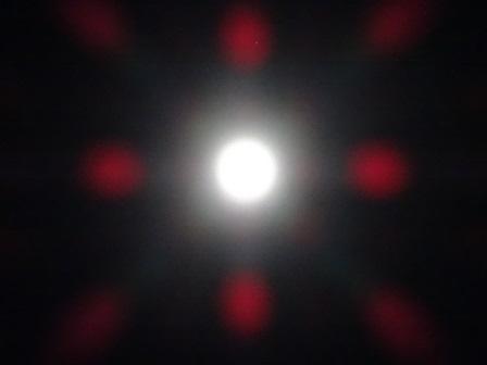 満月????