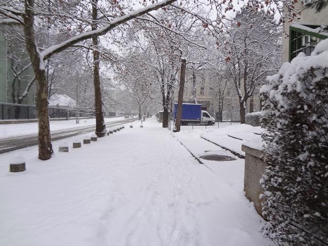 2013年 雪景色2