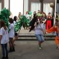 バビチ「日本の日」蛇踊り