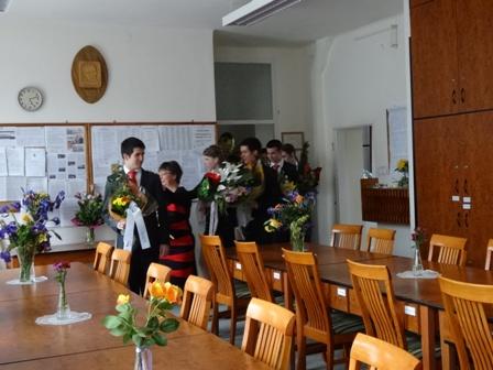 バッラガーシュ職員室13A