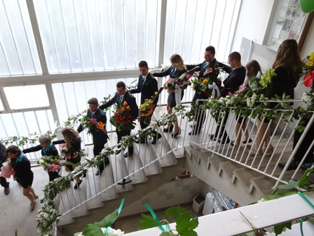 バッラガーシュ階段