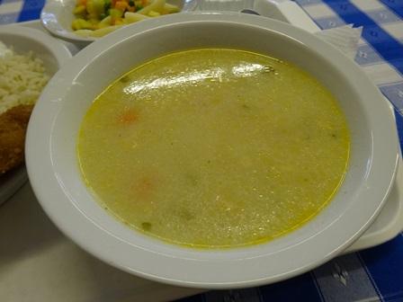 カリフラワー スープ