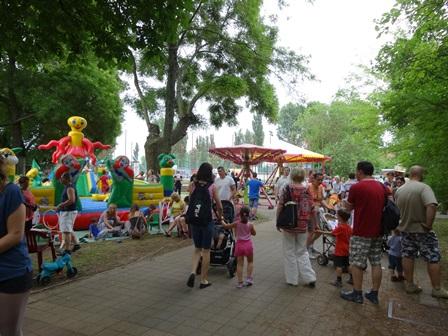 子どもの日5遊園地