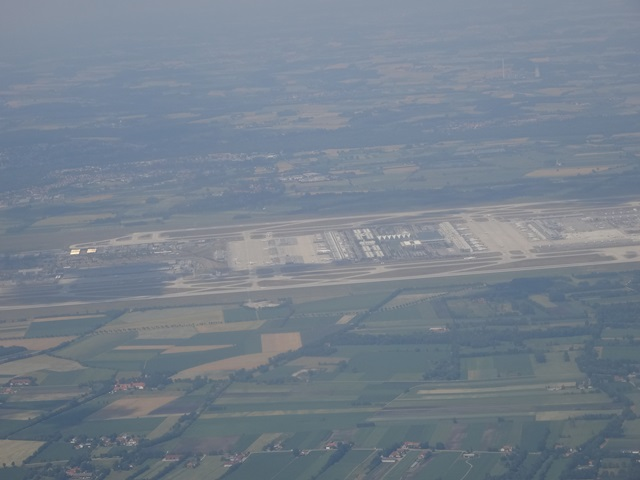 ミュンヘン空港