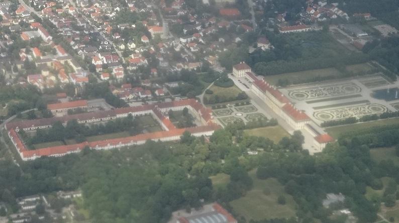 ミュンヘン 宮殿