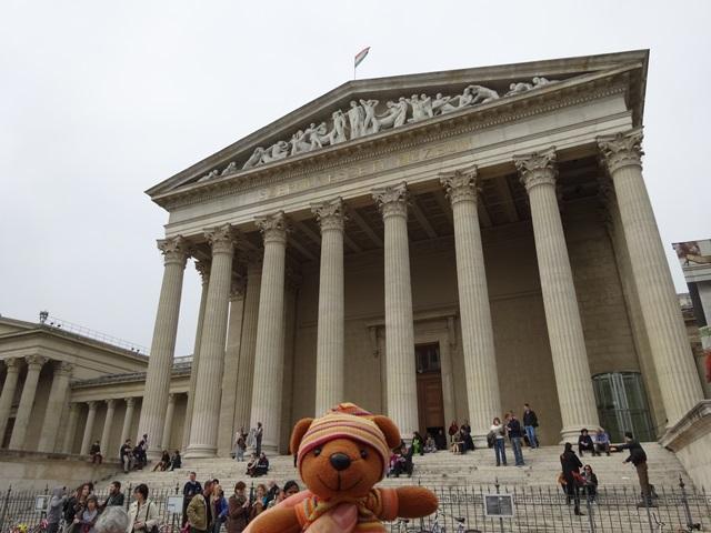 ブダペスト国立西洋美術館