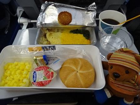 LH714朝食