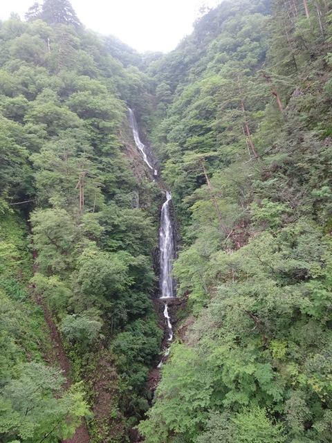 不動の滝 7月10日