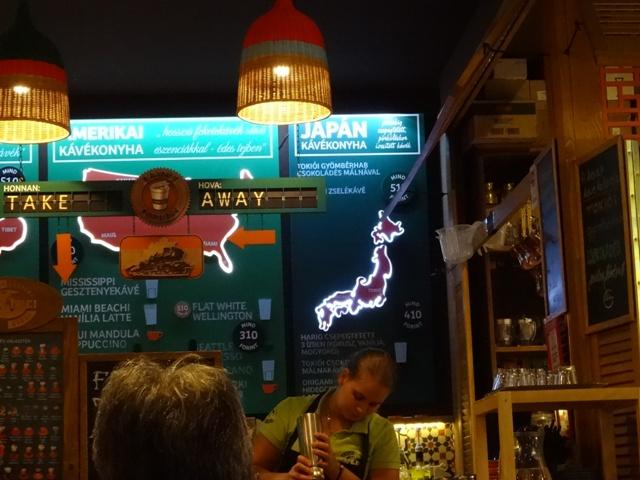 Cafe Frei japan terkép