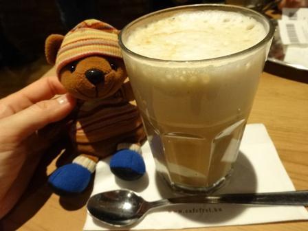 Cafe Frei ラテン