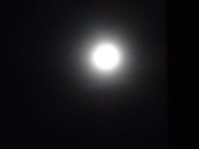 10月9日満月