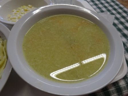 レゲーニィフォゴー・スープ
