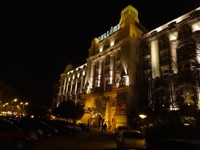 ゲッレールト・ホテル