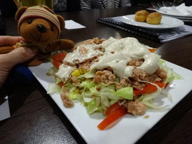 ツナサラダ2