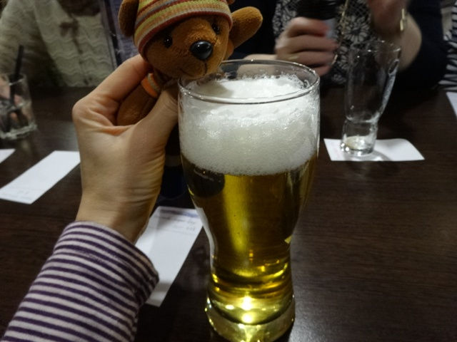 ビール500ml