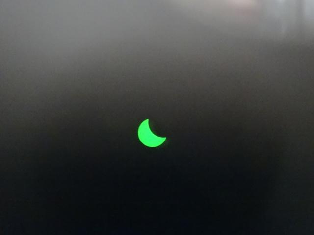2015年3月20日日食