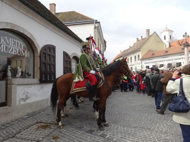 3月15日 騎馬兵
