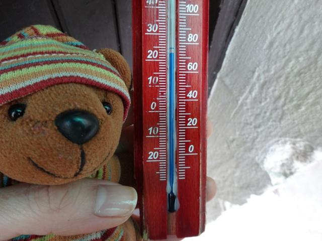 4月16日気温