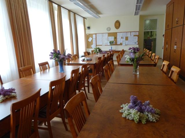 卒業式 職員室2