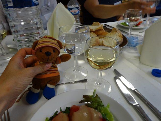 アルザス晩 ワイン 7月6日