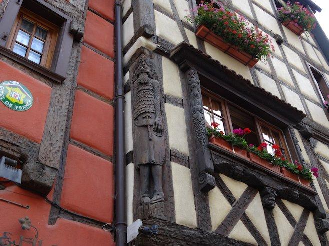 リクヴィール 彫刻