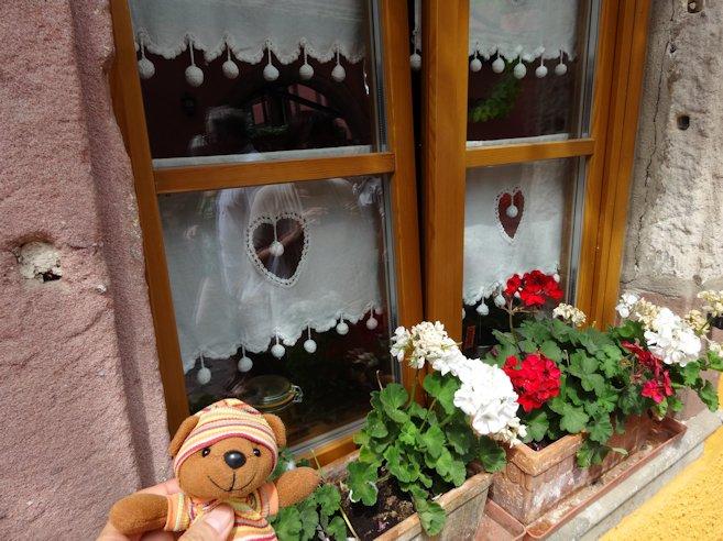 リクヴィール 窓