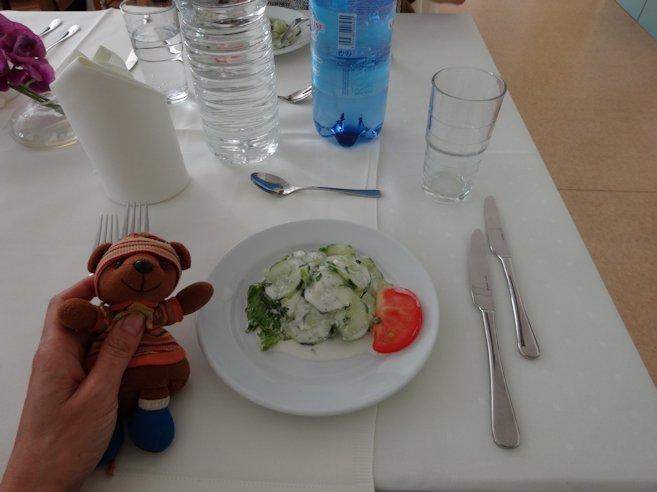 アルザス 昼 前菜