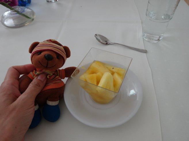 アルザス 昼 デザート
