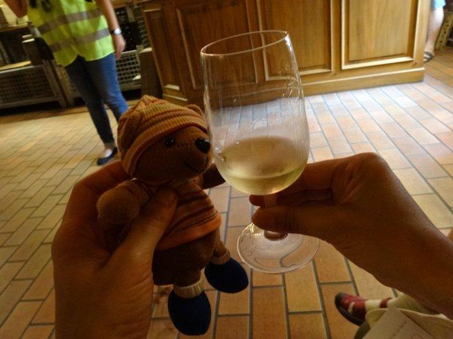 ワイン試飲1