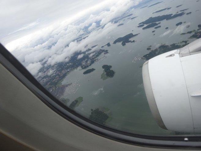 フィンランドの海