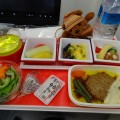 JAL413 機内食
