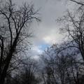 雲のすき間1