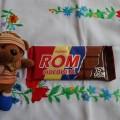 ルーマニアのチョコ