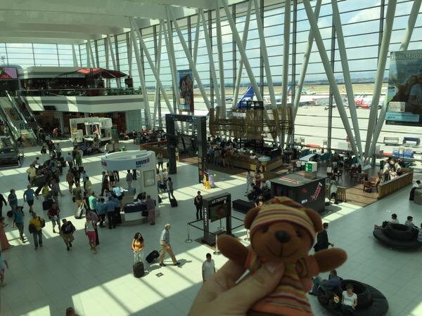 リストフェレンツ空港2016夏