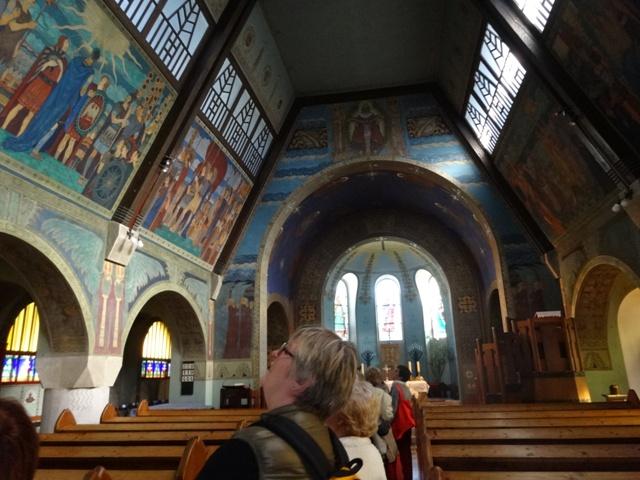 ゼベゲーニ教会内部2